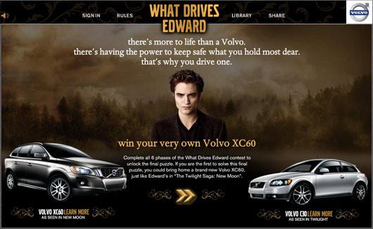 Volvo Feeds On The Vampire Tribe