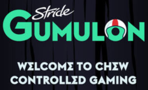 Gumalon, an interactive game powered by chewing,  was developed by Stride Gum. I contacted them to ask them how they used this game to connect with gamer tribes. It appeared that they weren't. A missed opportunity!